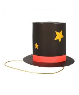 מארז כובעי קוסם קטנים מנייר - Meri Meri
