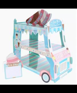 סטנד אוטו גלידה