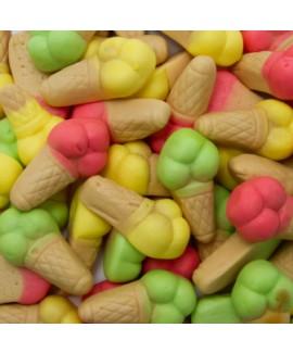 חבילת סוכריות גומי גלידות