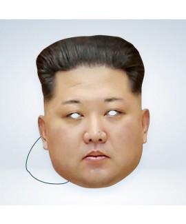 מסיכת פנים - קים ג'ונג און