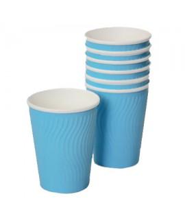 כוסות גלים- תכלת