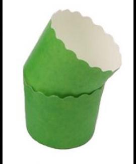 מנג'טים גדולים מנייר - ירוק
