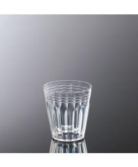 כוסות שוט  פלסטיק שקוף