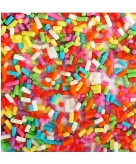 סוכריות לעוגה נטיפי סוכר צבעוניים