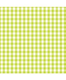 מפיות משבצות ירוק