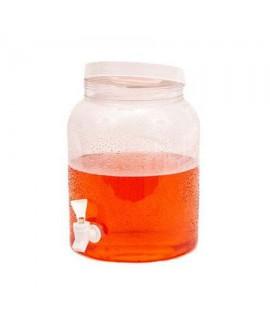 מתקן שתייה מפלסטיק- עם ברז