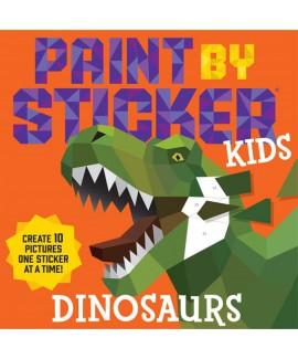 פסיפס מדבקות לילדים- דינוזאורים