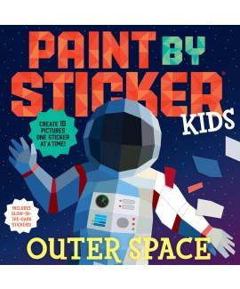פסיפס מדבקות לילדים- חלל