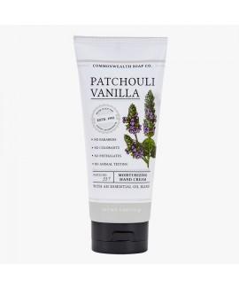 קרם ידיים- patchouli vanilla