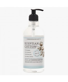 סבון נוזלי לידיים- egyptian cotton