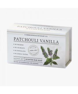 סבון מוצק- patchouli vanilla