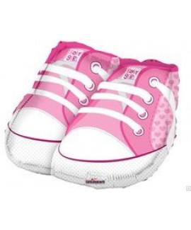 בלון נעליים להולדת הבת