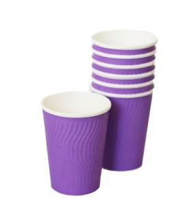 כוסות גלים- סגול