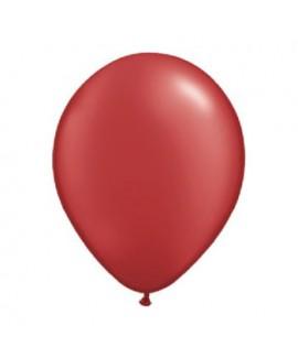 10 בלונים בצבע אדום- ללא ניפוח