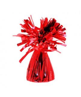 משקולת אדומה לבלונים