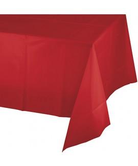 מפת נייר אדום