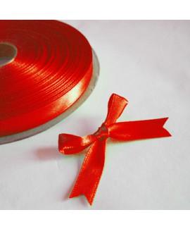 """גליל סרט סאטן אדום עובי 1.5 ס""""מ"""