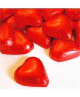 חבילת שוקולד סוריני לב אדום
