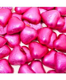 מארז לבבות שוקולד, 200 גר'