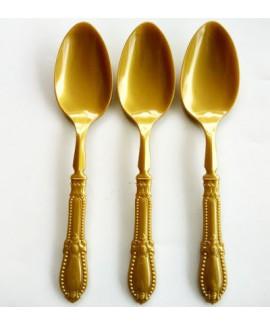 כפות וינטג' זהב