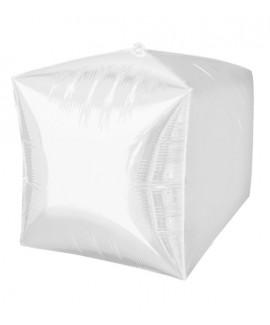 בלון מרובע לבן