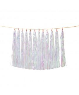 שרשרת טאסלים בצבעי אולטרה - Meri Meri