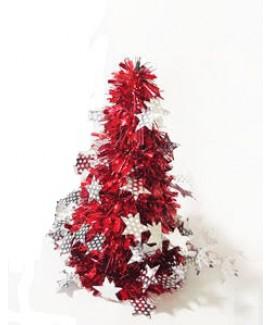 עץ אשוח אדום קטן
