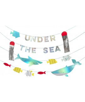 שרשרת מתחת למים - Meri Meri