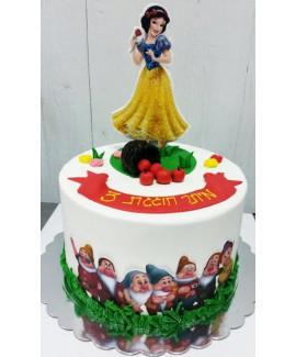 עוגת שלגייה