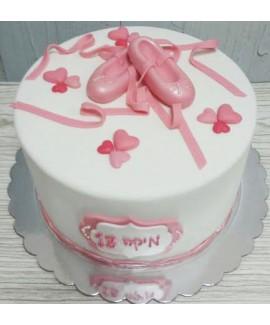 עוגת בלט