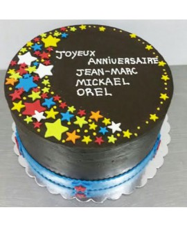עוגת יום הולדת גיל
