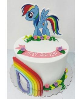 עוגת פוני קטן