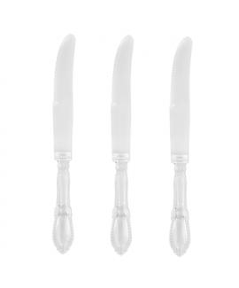 סכינים וינטג' שקוף