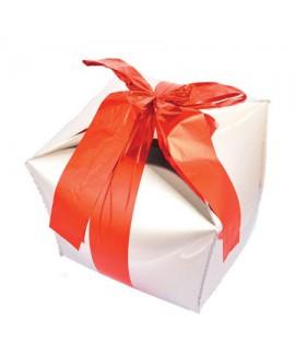 בלון הליום תלת מימד מתנה עם סרט