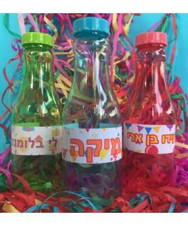 מדבקות מיתוג לבקבוקים