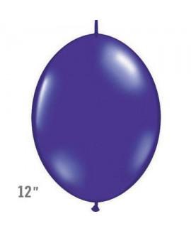 בלוני שרשרת בצבע סגול- לניפוח עצמי