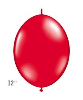בלוני שרשרת בצבע אדום- לניפוח עצמי