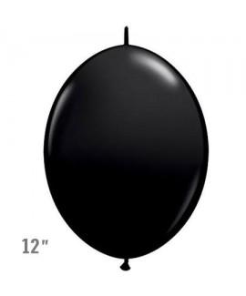 בלוני שרשרת בצבע שחור
