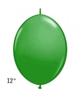 בלוני שרשרת בצבע ירוק- לניפוח עצמי