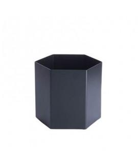 כלי משושה שחור בינוני