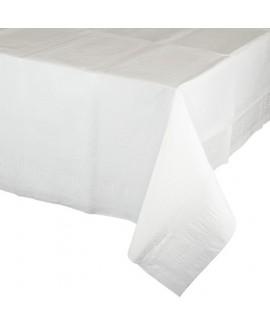 מפת נייר לבן