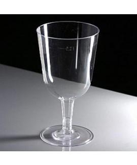 כוסות יין פלסטיק קשיח