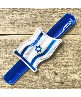 צמיד דגל מתקפל ליום העצמאות