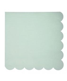מפיות גווני פסטל 4 צבעים- meri meri