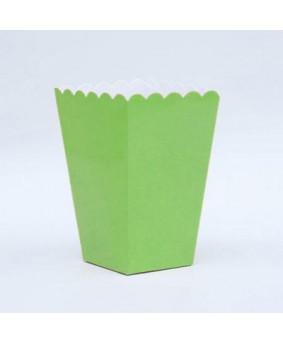 קופסת פופקורן ירוק