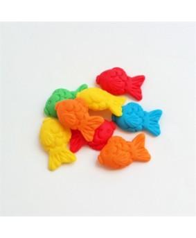 קישוט בצק סוכר - דגים