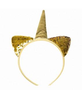 קשת חד קרן- זהב