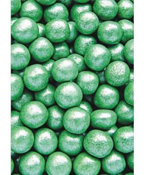 סוכריות פנינים ירוקות לעוגה