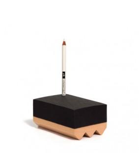 ניירות ממו מעוצבים על בסיס מעץ+עיפרון