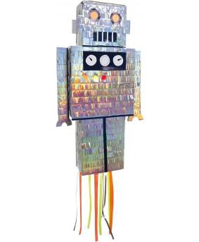 פיניאטה רובוט גדולה להרכבה עצמית - Meri Meri